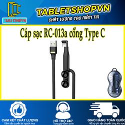 Cáp sạc USB Type C RC-013a