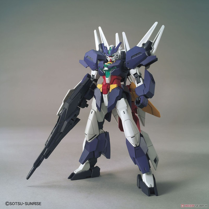 Gundam Bandai Hg Uraven 1/144 Hgbd Build Divers Re : Rise Mô Hình Nhựa Đồ Chơi Lắp Ráp Anime Nhật – hguraven