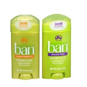 Sáp lăn khử mùi nữ BAN 73g - Sáp lăn khử mùi nữ BAN 73g