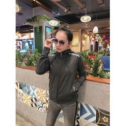 Áo khoác TX nữ màu xám chuột