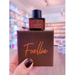 Nước Hoa Vùng Kín Foellie Eau De Innerb Perfume 5ml Chính Hãng - Màu Đỏ