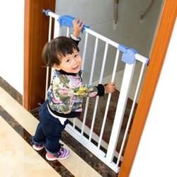 Chặn cửa cho bé an toàn- chặn cầu thang kích thước 75- 85cm
