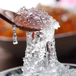 tuyết yến kéo sợi dùng nấu chè dưỡng nhan 50gr