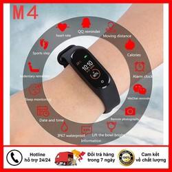 Vòng theo dõi sức khỏe M4