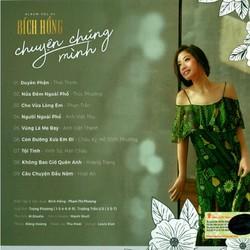 Đĩa CD Chuyện Chúng Mình - Bích Hồng
