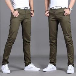 Quần kaki nam cao cấp VNXK vải co giãn chuẩn form không phai màu