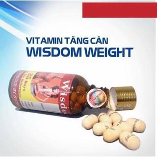 Vitamin tăng cân wisdom - tăng cân wisdom - tang can wisdom - 849 thumbnail