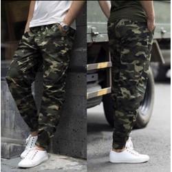 [DÀY DẶN-CO GIÃN-Như hình 100%] Quần jogger kaki có túi dành cho cả nam và nữ