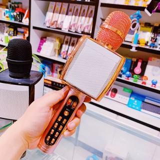 Micro Karaoke Bluetooth Ys 91 Cực Hay Loại 1 [ĐƯỢC KIỂM HÀNG] 31437391 - 31437391 thumbnail