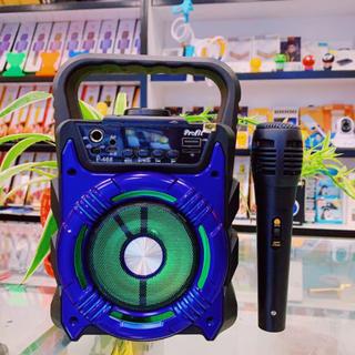 Loa Bluetooth Karaoke P668 669 Kèm Mic Có Dây - 6735926857 thumbnail