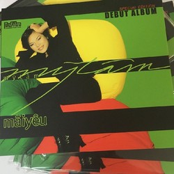 Đĩa CD Mãi Yêu Mỹ Tâm