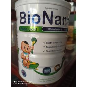 Sữa dinh dưỡng đặc biệt cho trẻ biếng ăn BIO NANO PEDIA 900G - SỮA CHO TRẺ BIẾNG ĂN 900G