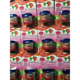 combo 12 Son dưỡng môi Jelly lip thái lan - 12 SON JELLY LIP BLAM THÁI thumbnail