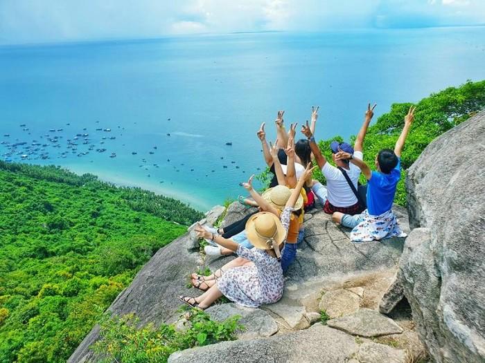 Đảo Hòn Sơn Kiên Giang là điểm dừng chân đáng đi mùa hè này