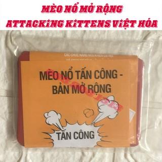 Mèo Nổ Mở Rộng Attacking Kittens - 6330130520 thumbnail