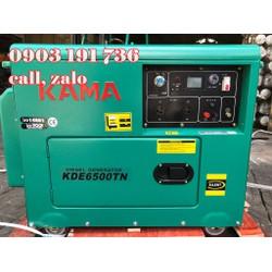 Máy phát điện Kama 6500 - Tổng kho phân phối máy phát điện giá rẻ nhất Miền Bắc