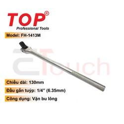 Cần Siết Đầu Lắc Léo 1/4 Dài 5 (130mm) Top - FH-1413M