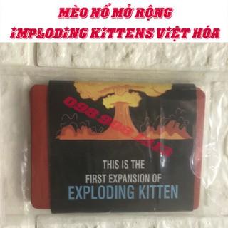 Mèo Nổ Mở Rộng Imploding Kittens - 7530127445 thumbnail