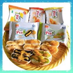 Bánh Pía Kim Sa Mini Tân Huê Viên 10 Cái Mix 5 Vị