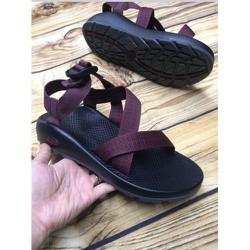 Sandal chaco nam cao cấp ( Hai màu Xanh Tím)