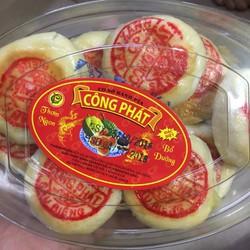1 Hộp Bánh Pía Mini Công Phát 10 Cái Không Trứng