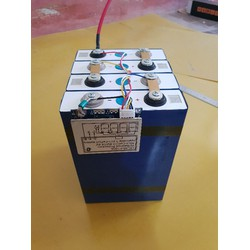 pin LiFePO4 12V 105Ah 1300Wh mới