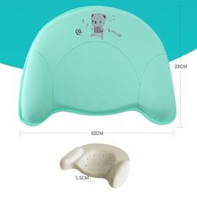Gối Cao Su Non Chống Méo Đầu cho bé - gối cao su non cho trẻ sơ sinh cao cấp - GCSNCB-1
