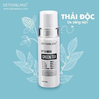 Mặt nạ thải độc Detox blanc HÀNG CHÍNH HÃNG - 706 thumbnail