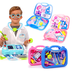 Bộ vali đồ chơi bác sĩ, y tá đặc biệt cho bé