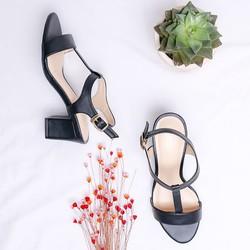 Giày cao gót Sandal dây nhỏ H0703