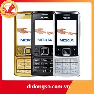 Điện Thoại Nokia 6300 màu gold Kèm sim nghe gọi