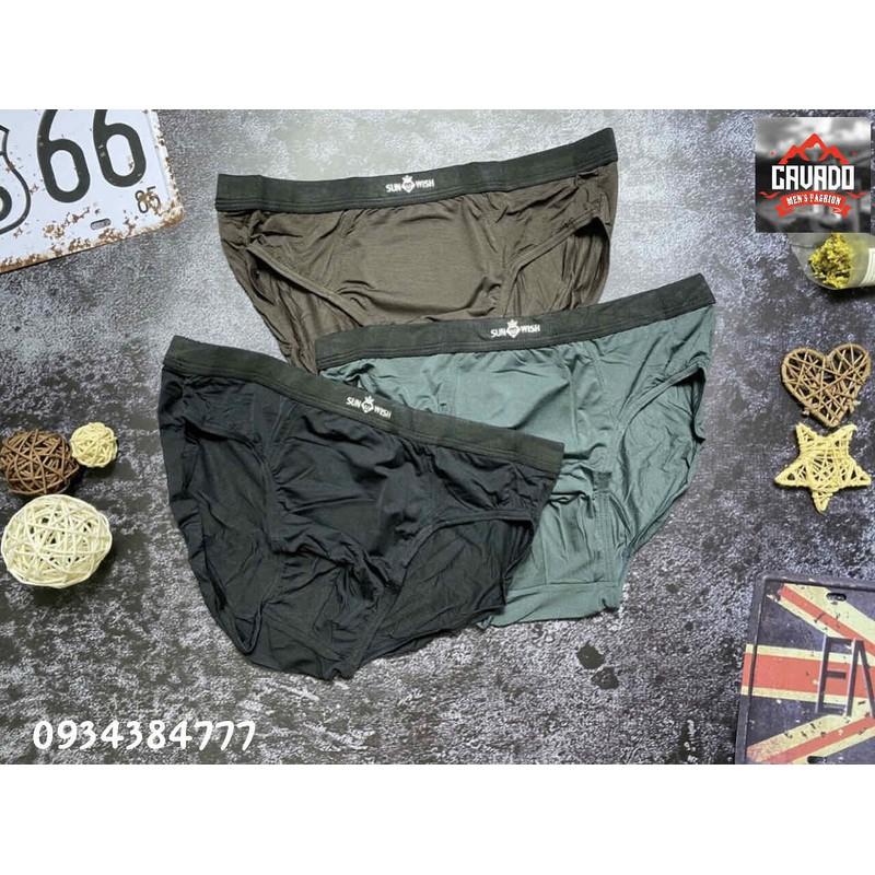 Bộ 5 quần lót nam cao cấp sw01 – BK811