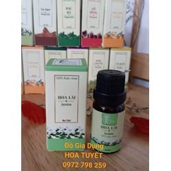 Tinh dầu Hoa Lài 10ml - tinh dau hoa nhai 10ml - tinh dau