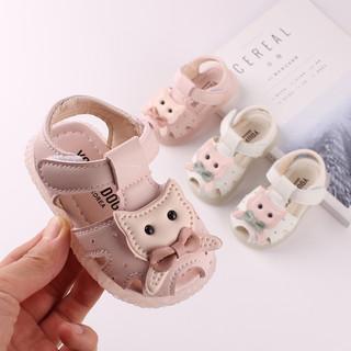 Dép sandal mèo xinh cho bé gái