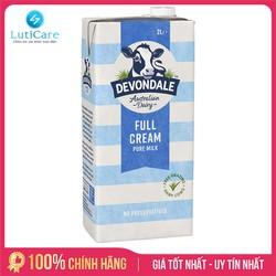 Sữa Devondale 2L FullCream