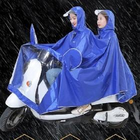 áo mưa đôi - áo mưa đôi - áo mưa 2 đầu phản quang