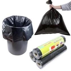 (mua 2 Free Ship) Túi đựng rác đen tự phân hủy
