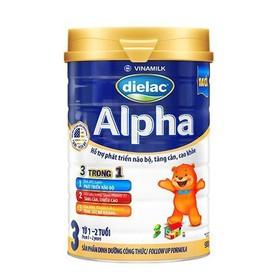 Sữa bột Dielac Alpha 3 900g - Sữa bột Dielac Alpha 3 900g