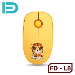 Chuột không dây FD L8 (Yellow)