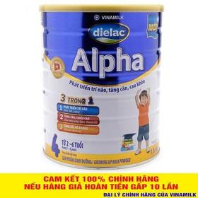 Sữa bột Dielac Alpha 4 1.5kg - Sữa bột Dielac Alpha 4 1.5kg