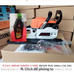 MÁY CƯA- MÁY CƯA XÍCH CHẠY XĂNG- 2200w loại 1 - cưa xăng 5200-2200w