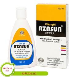 DẦU GỘI ĐẦU AZASUN EXTRA 120ML
