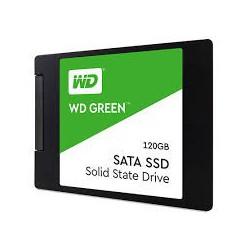 Ổ cứng SSD Western Digital 120GB Green - Hàng Chính Hãng - SSD  120G GREEN