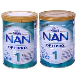 sữa bột nan Nga số 1 800gr