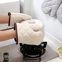 Găng tay cao su lót nỉ loại dài, siêu dài siêu bền – AMZ