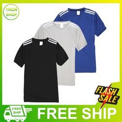 Combo 3 áo thun thể thao nam [ FREESHIP ] [ ĐƯỢC KIỂM HÀNG ] chất lượng TS567 Tronshop