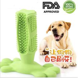 Dụng cụ đánh răng chăm sóc cho chó DOG TOOTHBRUSH (FDA Approved)