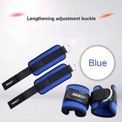 Bộ 2 đai dây quấn cổ chân tập gym AOLIKES A-7129 hỗ trợ tập cơ mông, đùi, chân Leg Wight Training Foot Ring