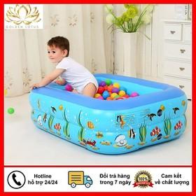 Bể phao bơi trẻ em- Bể bơi phao trẻ em - Bể phao bơi trẻ em 1m2