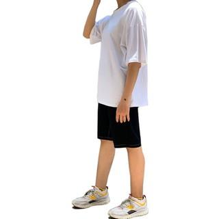 Quần jean lửng ngố bigsize unisex thời trang Ulzzang trơn - QJ5005 thumbnail